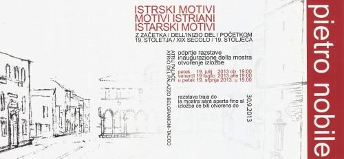 Pietro Nobile_invito_pmk