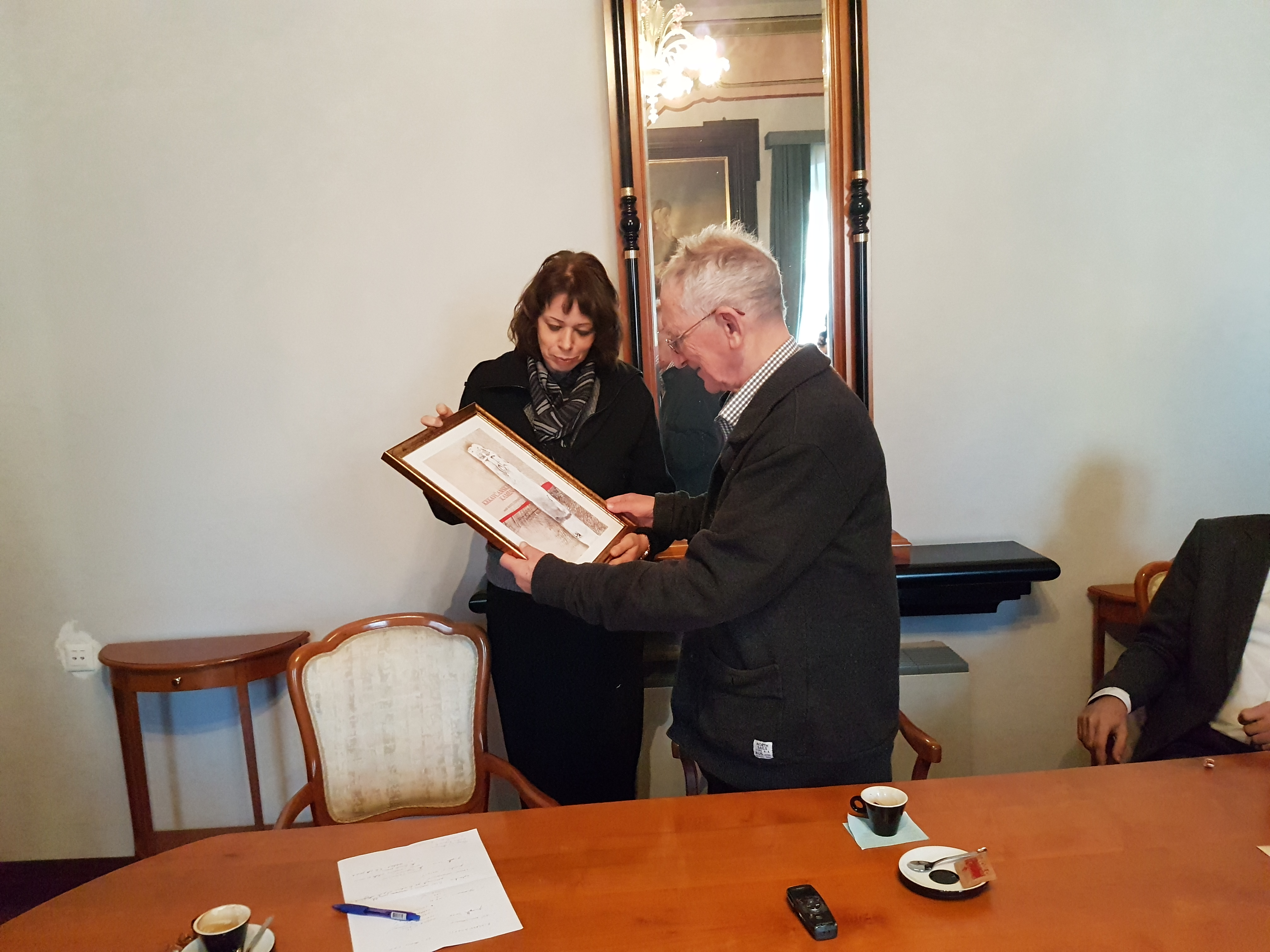 Deborah Rogoznica, Matej Župančič
